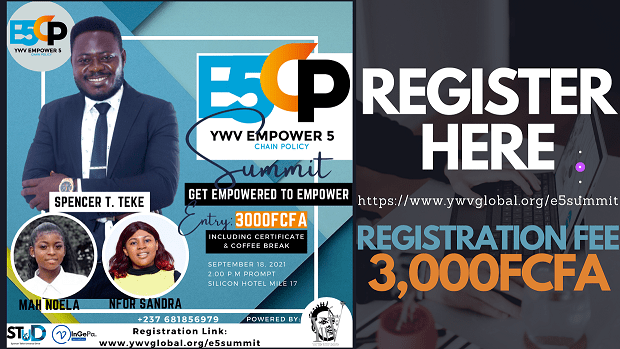 Register for E5 Policy Summit